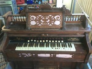 Gothic church organ pedal power Canley Heights Fairfield Area Preview