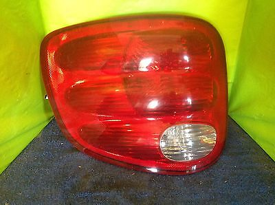 TAIL LIGHT ASSEMBLY CREW CAP FORD PICKUP F150 Right 00 01 02 03 04 OEM AA0137 Aa Tail Cap