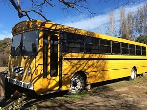 1987 Hino school bus 38 ft motor home conversion Mylor Adelaide Hills Preview