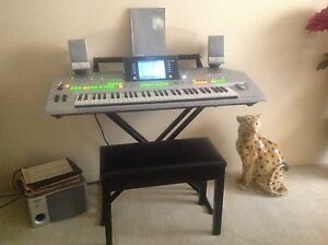 Yamaha tyros 2 keyboard Canning Vale Canning Area Preview