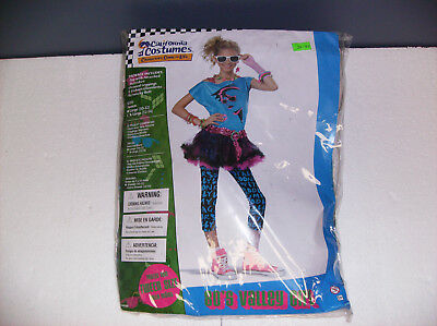 CALIFORNIA COSTUMES 1980'S VALLEY GIRL TWEEN HALLOWEEN COSTUME X-LARGE (1980 S Costumes)