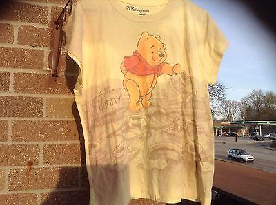 Disney Store Winning The Pooh T shirt. short sleeves. xL kids. - Top Kids Stores
