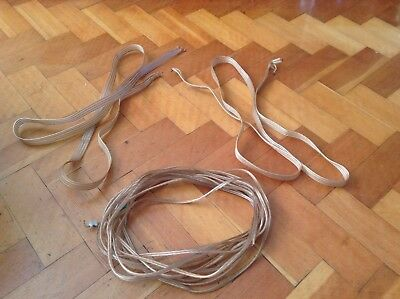 GALE ELECTRONICS QUALITY SPEAKER CABLES XL160-2 & XL105 for sale  Shipping to Ireland