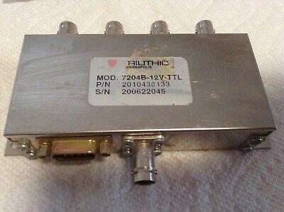 Trilithic 7204b-12v-ttl 2010438135