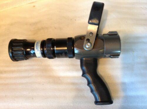 Task Force Tips Pressure Nozzle w/ Pistol Grip firehose