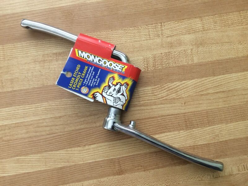 Mongoose One Piece Crank