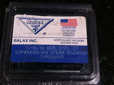 Balax 540121 716-14 Bh5 Stfl Ci Threadshaver Taps Qty 6