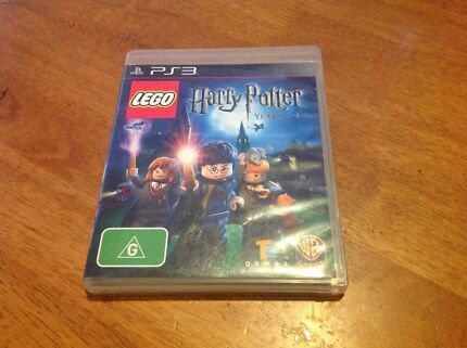Lego Harry Potter years 1 - 4 game for PS3 Modbury Heights Tea Tree Gully Area Preview