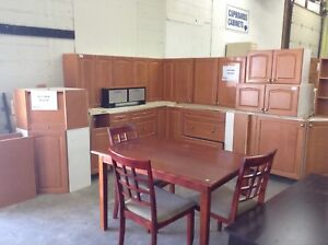 Kitchen at the Waterloo restore