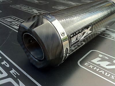 Pipewerx Honda CBR250r 2011+ GP3 Carbon Motorrad GP carbon Outlet Race Exhaust