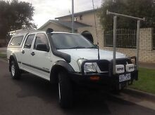 Holden Rodeo 2004 crew cab RA LXL (4x4) LWB 3.0LT T/ diesel Auto Ute Grovedale Geelong City Preview