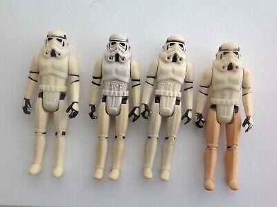 Vintage star wars stormtrooper army builder afa ukg