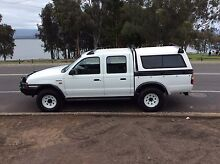 Ford Courier Turbo Diesel Four Wheel Drive Mount Warrigal Shellharbour Area Preview