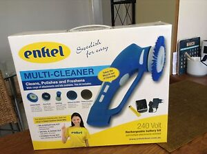 Take MUSCLE out of CLEANING with Enkel  Swedish Multi Cleaner/Polisher Burwood Burwood Area Preview