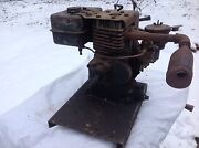 Vintage Briggs Stratton Engine