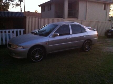2000 Mitsubishi Lancer Arundel Gold Coast City Preview