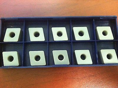 Stellram CNGA160712 CNGA553 SA8204 028099 Indexable Ceramic Turning Inserts