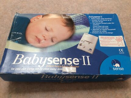 Baby Sense II - Infant respiratory monitor Morley Bayswater Area Preview