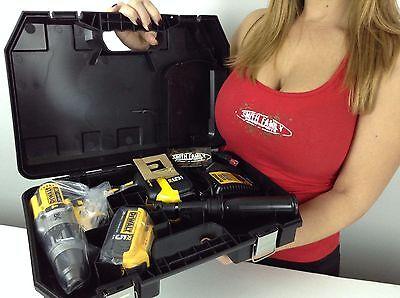 Dewalt Brushless 3 Speed Hammer Drill Kit Dcd996p2 20V Max Xr Lithium Ion New