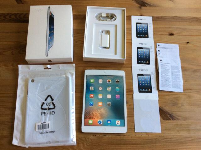 Apple iPad mini 1. Generation Wi-Fi + Cellular 16GB, WLAN + Cellular (Entsperrt)