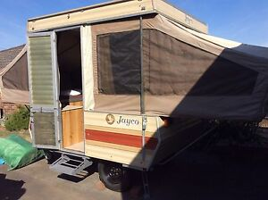 Jayco Dove Campervan Drouin Baw Baw Area Preview