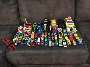 Huge toy bundle - cars trucks motorbikes tractor helicopter vehicles Latrobe Latrobe Area Preview