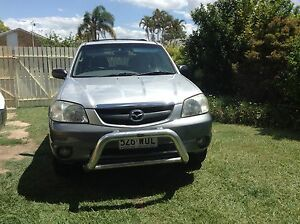 2002 Mazda Tribute Classic Auto 6 Cylinder Wagon Burpengary Caboolture Area Preview