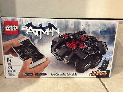 Lego Batman 76112 APP-CONTROLLED BATMOBILE -