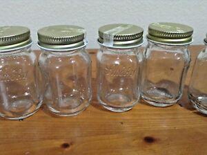 Ball Glass Mini Storage 2 oz. Mason Jars (Set of 6) ole smoky glass whiskey fav