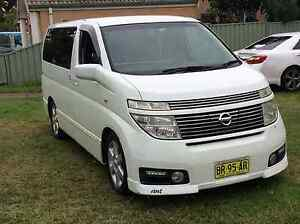 Nissan elgrand highway star 2002 Revesby Bankstown Area Preview