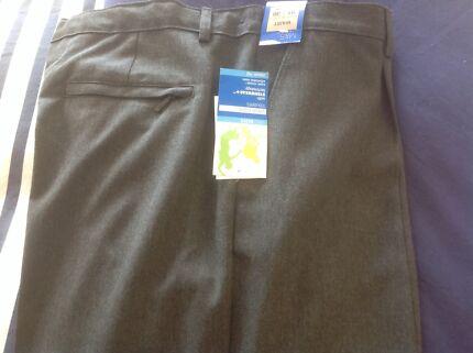 Grey pants - boys.  Suitable for school