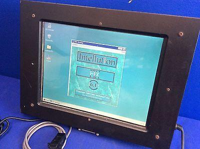 Ibm 7592 Touchscreen Hmi Pc W Intellution Dongle