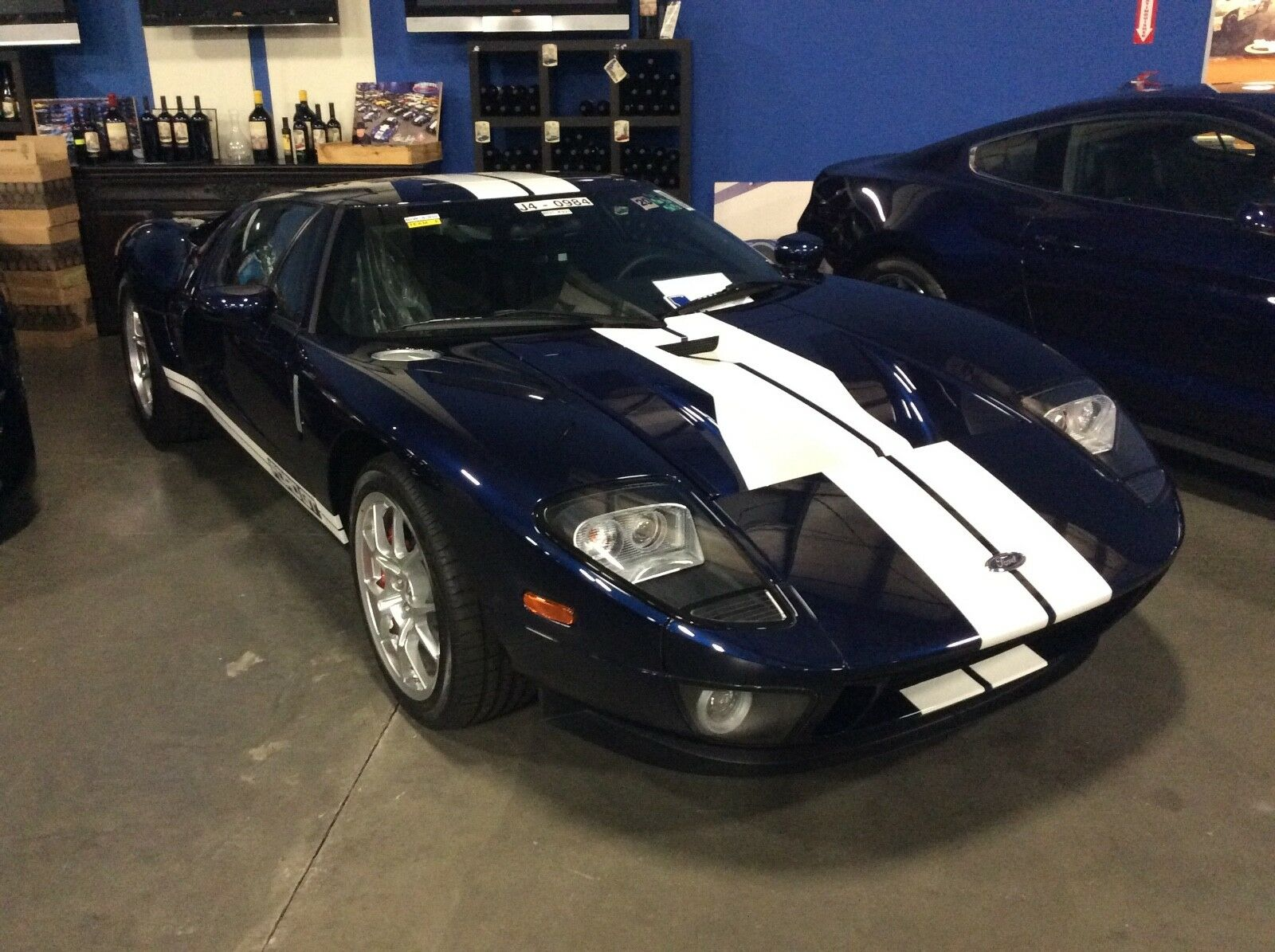 2005 Ford Ford GT Base 2dr Coupe 2005 Ford GT - 51 Original Miles New in Wrapper - Original Owner California Car