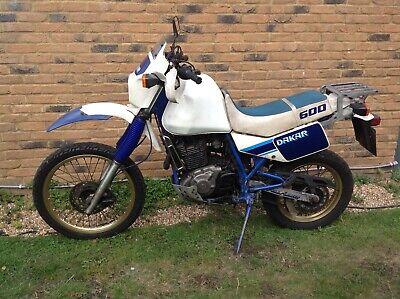 Suzuki DR600 1986