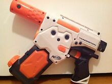 NERF SuperSoaker battery powered water pistol Black Rock Bayside Area Preview