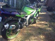 Zx-6r g model sports bike Bacchus Marsh Moorabool Area Preview