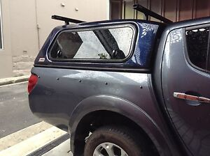 Mitsubishi Triton MN ARB canopy Potts Point Inner Sydney Preview