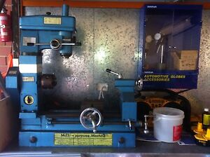 Metal lathe/mill Plympton West Torrens Area Preview