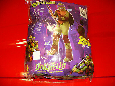 TEENAGE MUTANT NINJA TURTLES DONATELLO CHILD HALLOWEEN COSTUME LARGE