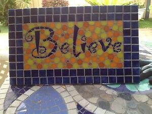 Garden art (mosaics) Sorrento Joondalup Area Preview