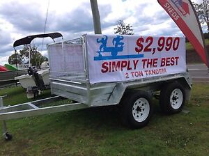 8x5 tandem trailers Taree Greater Taree Area Preview