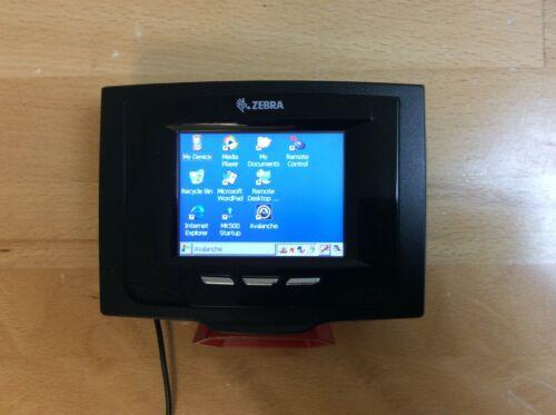 Motorola Symbol Zebra Kiosk MK590-A030DB9GWTWR Imager Wifi - No AC Power Adapter
