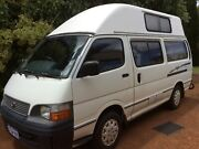 Toyota Hiace Campervan in great condition Perth Perth City Area Preview