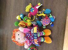Pram toys - selling as a set Jindalee Brisbane South West Preview