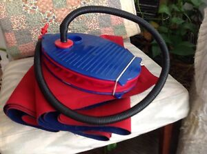 Camping air mattresses + pump
