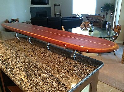 Redwood Surfboards Wall Mount Bar Tables Furniture Ebay