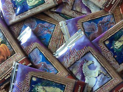 50 Packs Bella Sara Ancient Lights Trading Cards