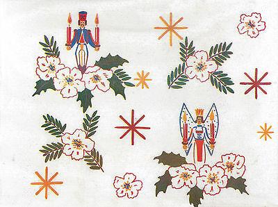 10 Bögen original DDR Geschenkpapier Weihnachten