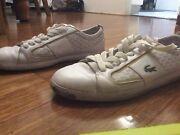 Lacoste Shoes Size US10 Penshurst Hurstville Area Preview