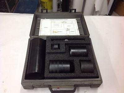 Case Otc Cas40014 660 Trencher Carraro Axle Service Tool Kit In Plastic Case